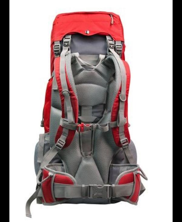 Rockwater Designs Napier Backpack 50L, Red