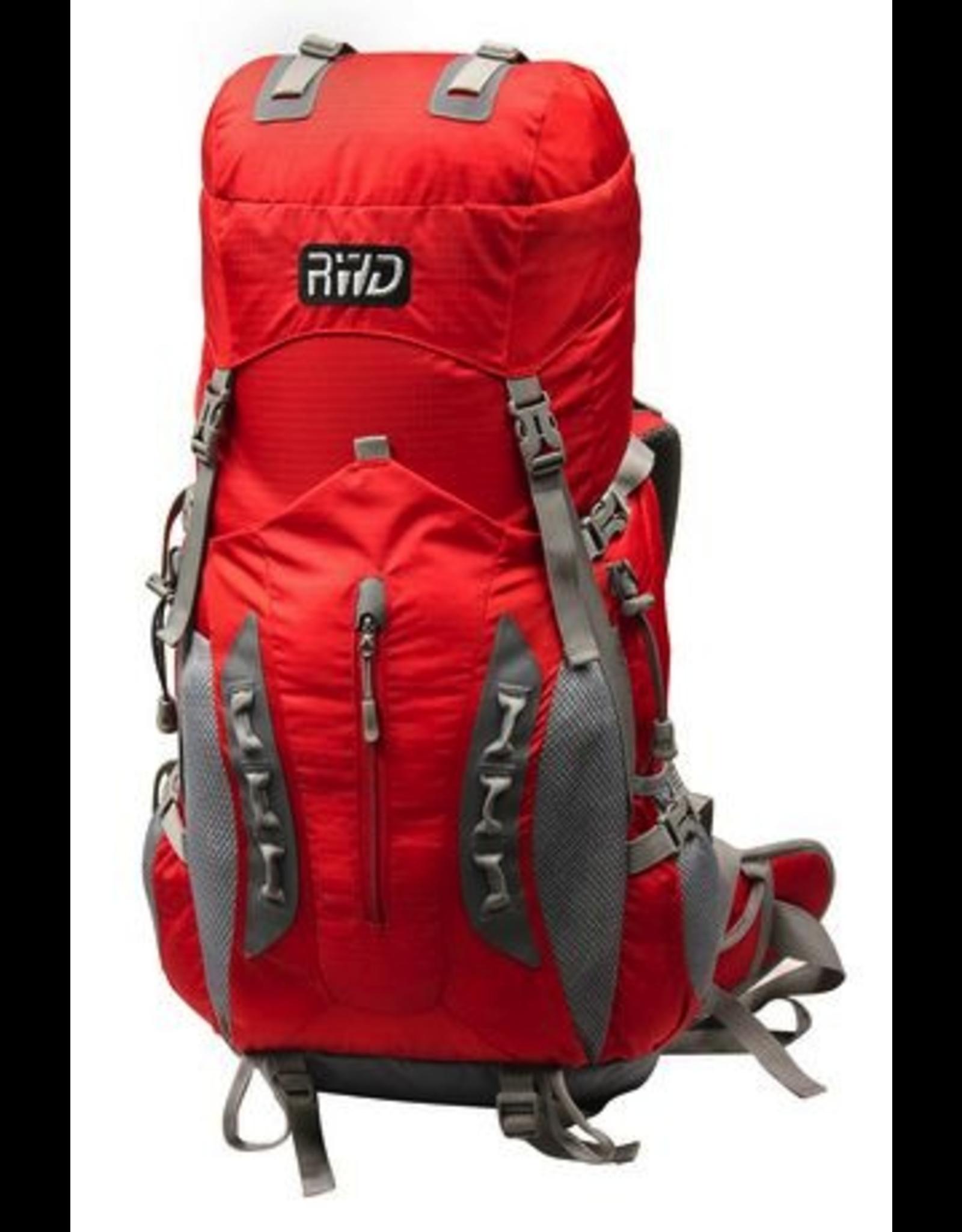 Rockwater Designs Rockwater Designs Napier Backpack 50L, Red