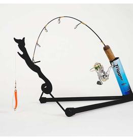 Black Fox Fishing Black Fox Ice Fishing Rod Holder - P-17733