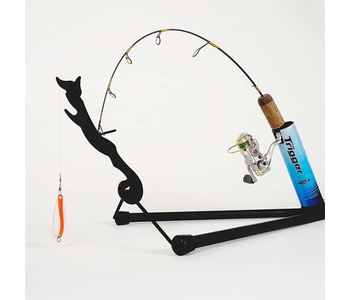 Black Fox Ice Fishing Rod Holder - P-17733