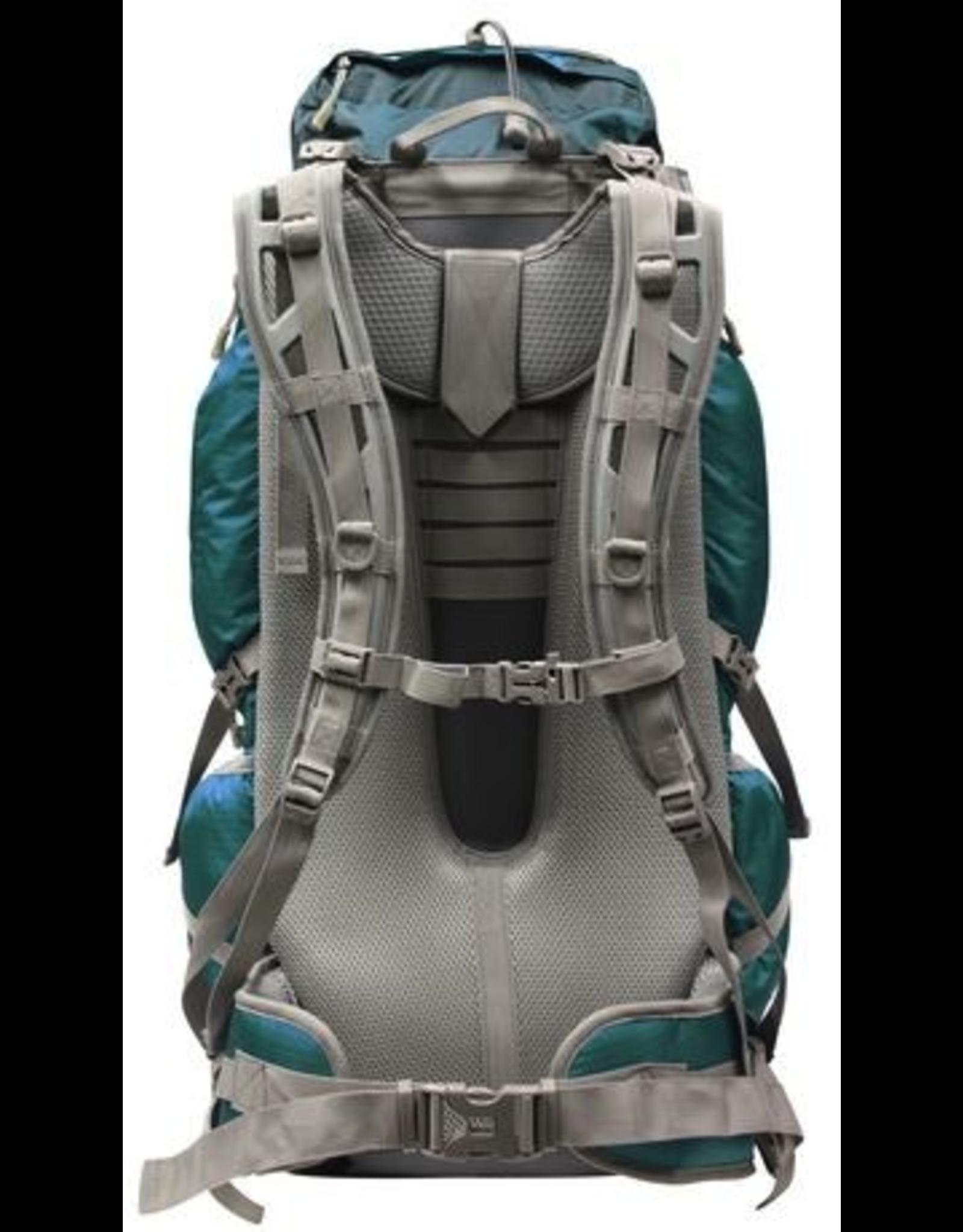 Rockwater Designs Rockwater Designs Crossroads Backpack 75L, Seafoam