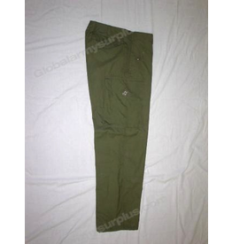 St. Gilles Surplus Combat Style Pant-Real Army Fabric