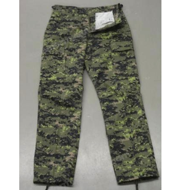 Global Army Surplus CANADIAN DIGITAL STYLE PANT