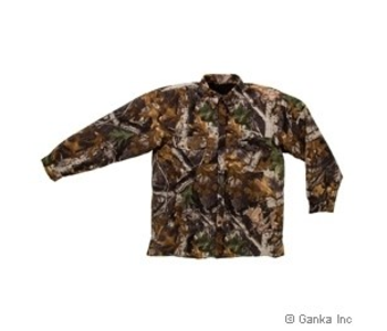 GKS Youth Hunting Shirt-Quilted fleece