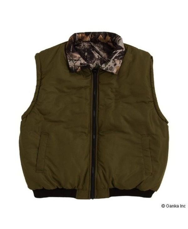 GKS Mens 6 in 1 Waterproof/Breathable Hunting Jacket with Detachable Hood