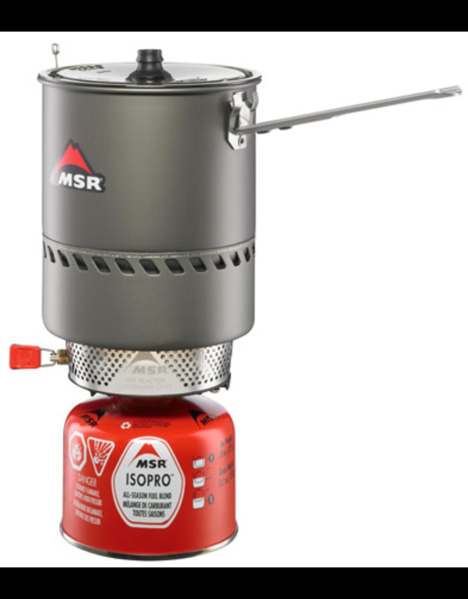 MSR MSR Reactor 1.7 L Stove System