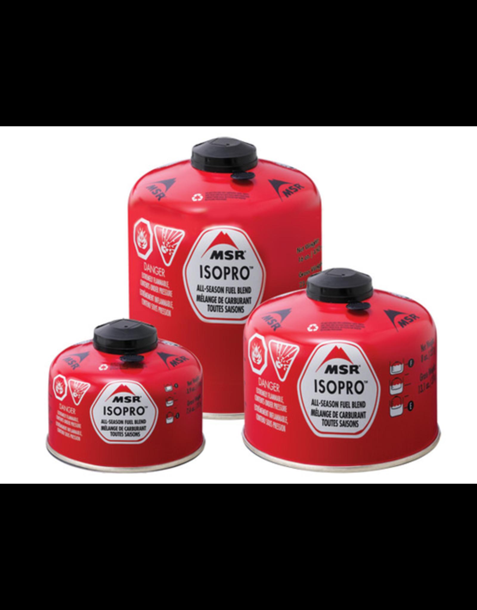 MSR MSR ISOPRO 8 oz. CANISTER Fuel Bottle