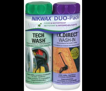 Nikwax Hardshell Duo-Pack 300 ml