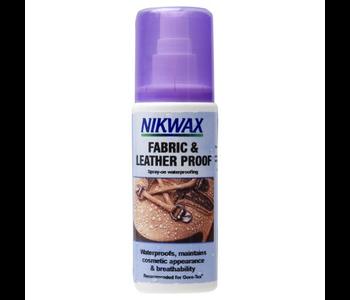 Nikwax Fabric & Leather (Spray On) 125ml