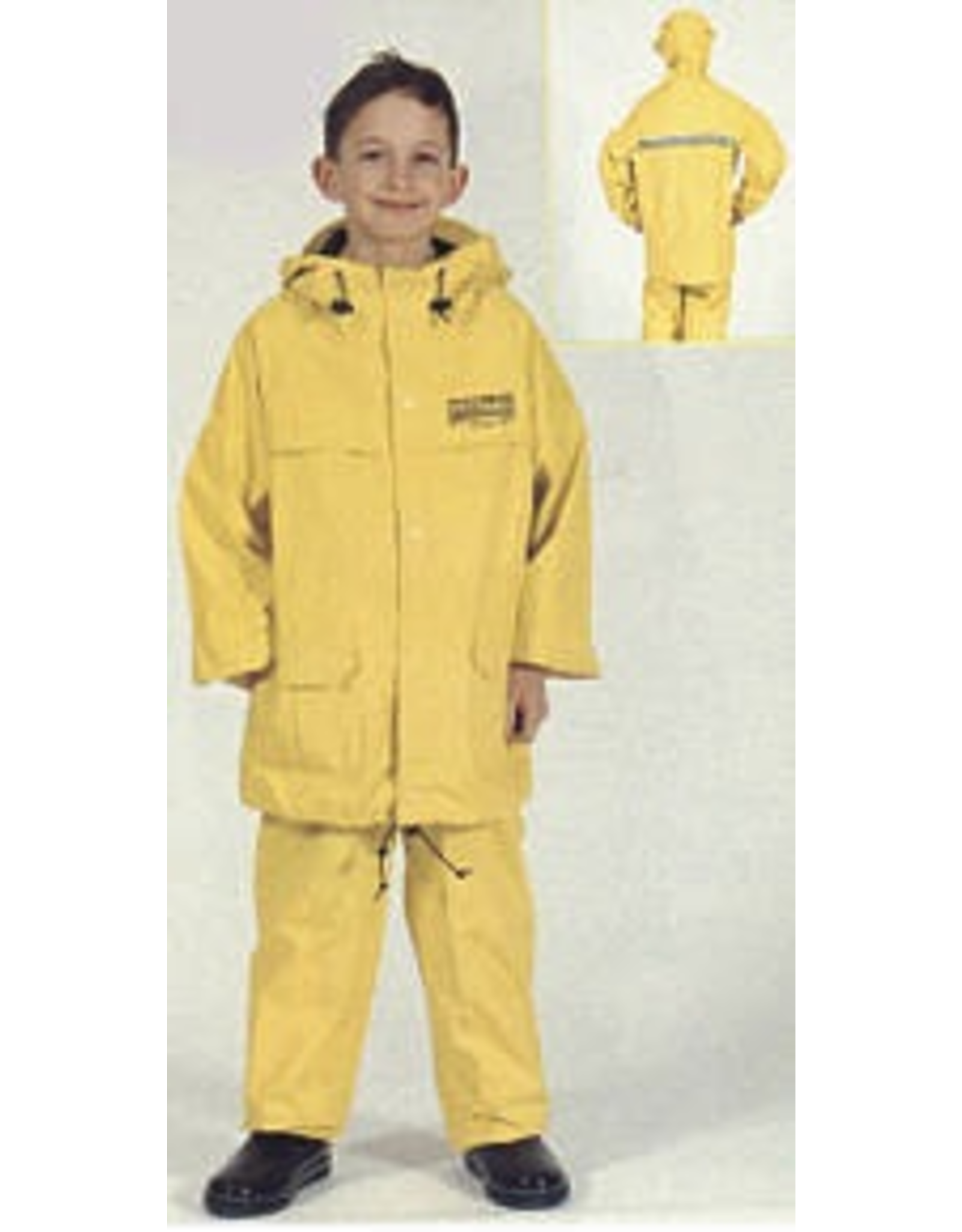 World Famous WFS Youth Wetskins Rain Suit - P-16652