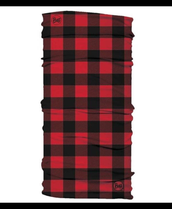 BUFF Original Red Plaid