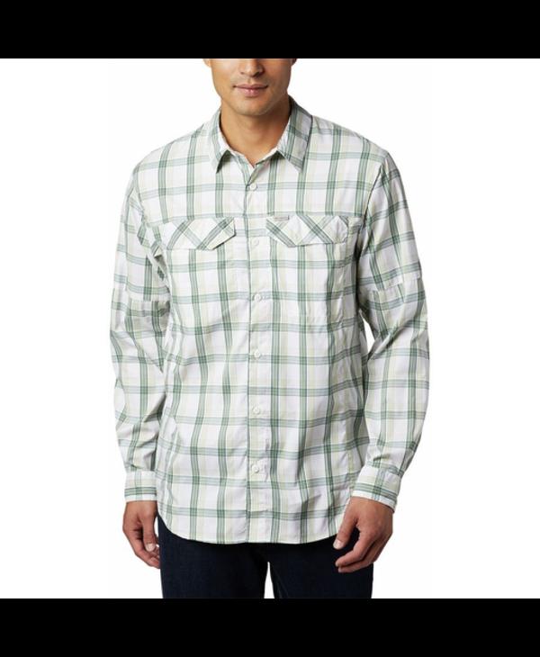Columbia Men's Silver Ridge Lite Plaid shirt