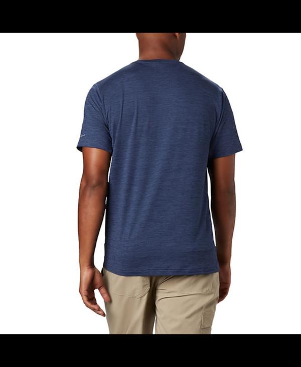 Columbia Men's Tech Trail Crew Neck Shirt