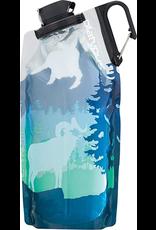 Platypus Platypus Duo Lock Soft Bottle 1.0 L - Bighorn Blue