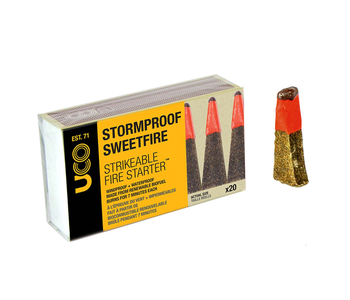 UCO Sweetfire Stormproof Strikeable Tinder