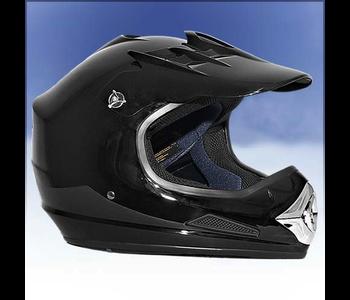 Choko Junior Snowcross Poly Helmet