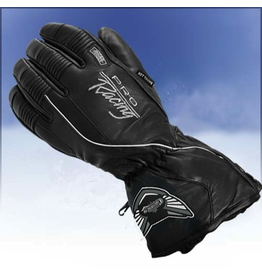 Choko Choko Pro-Racing Leather Gloves with removable liners