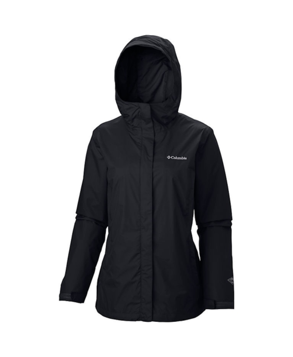 Columbia Womens Arcadia II Rain Jacket Extended Sizes