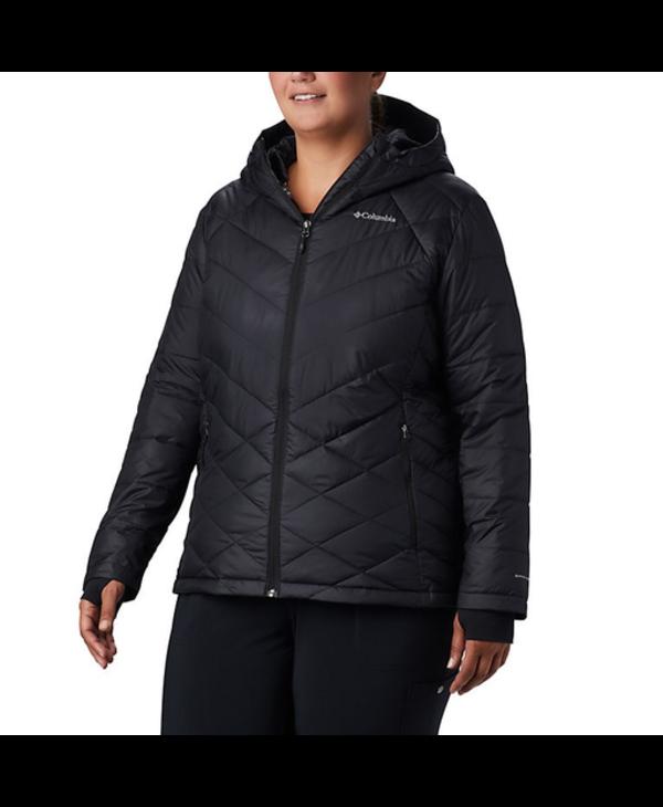 Columbia Women's Heavenly Hooded Jacket - Plus Size