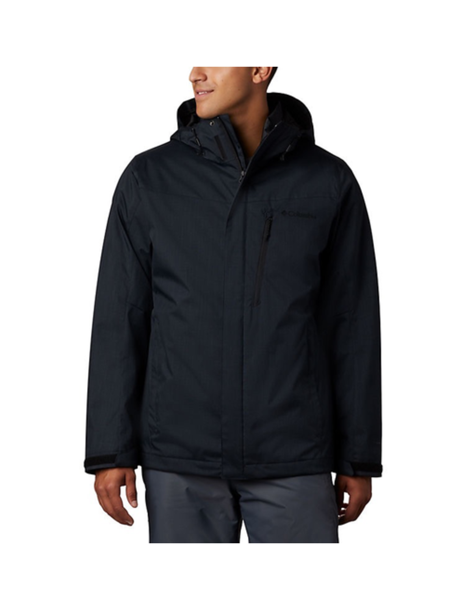 Columbia Columbia Men's Whirlibird IV Insulated Interchange Jacket