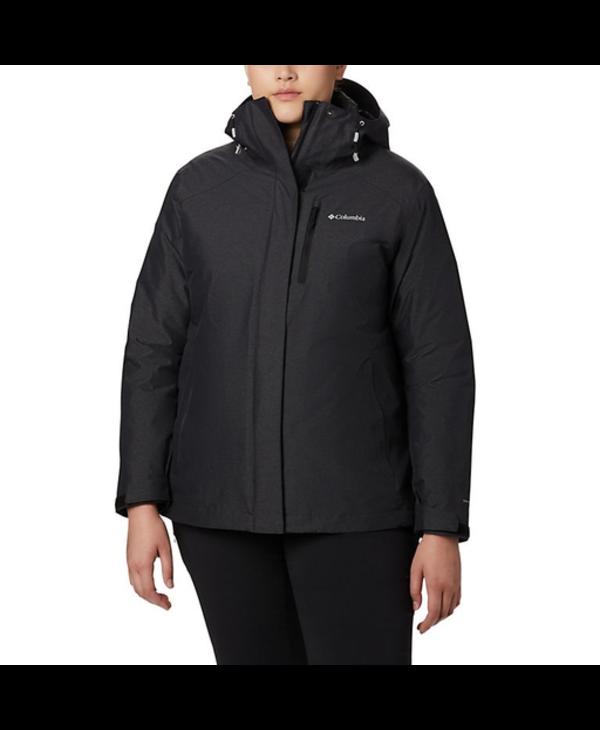 Columbia Women's Whirlibird IV Interchange Jacket - Plus Size