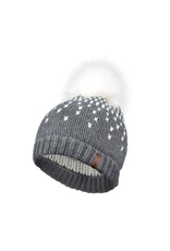 GKS Ganka Laska Acrylic Knit Tuque with Pattern