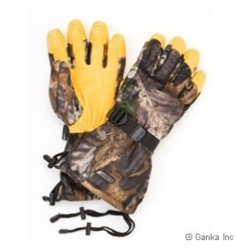 GKS GKS Deerskin/Flannel Glove