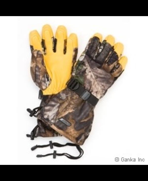 GKS Deerskin/Flannel Glove