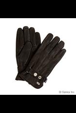 GKS GKS Deerskin Glove with Fleece Liner