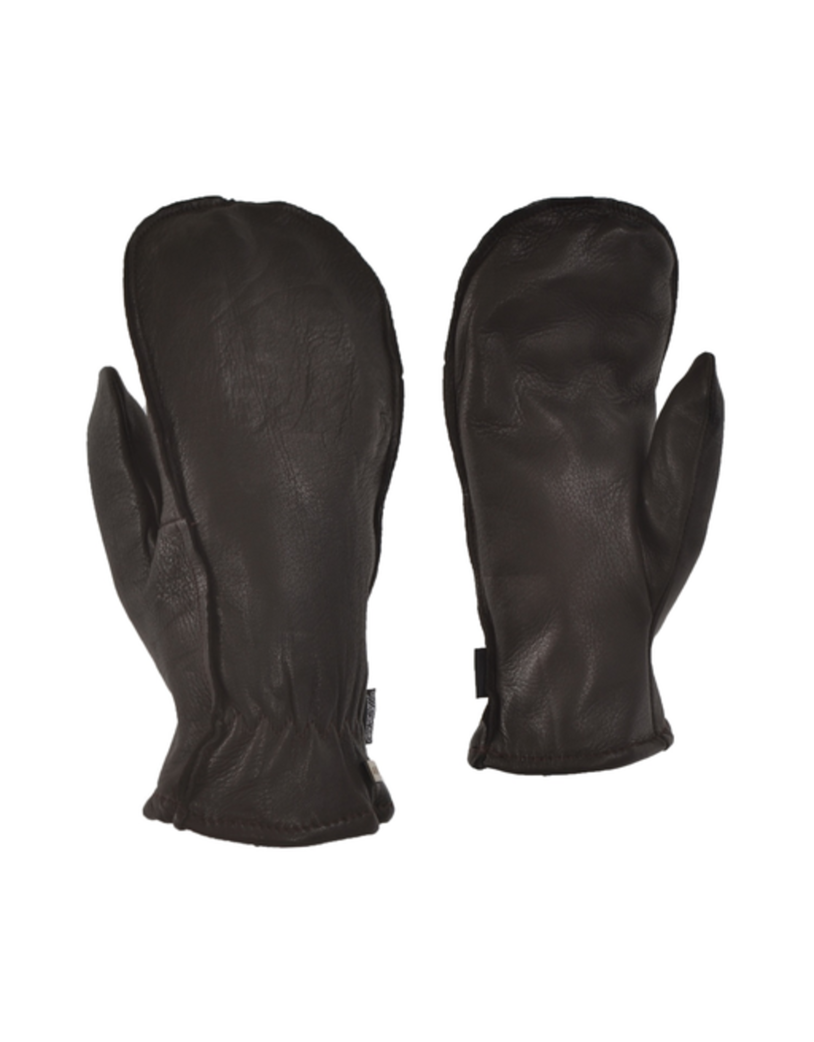 GKS GKS Deerskin Mitt with Fleece Liner