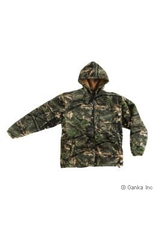 GKS GKS Mens Fleece Sherpa Hunting Jacket
