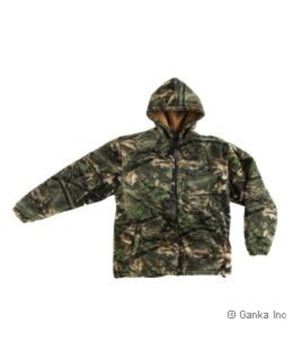 GKS Mens Fleece Sherpa Hunting Jacket