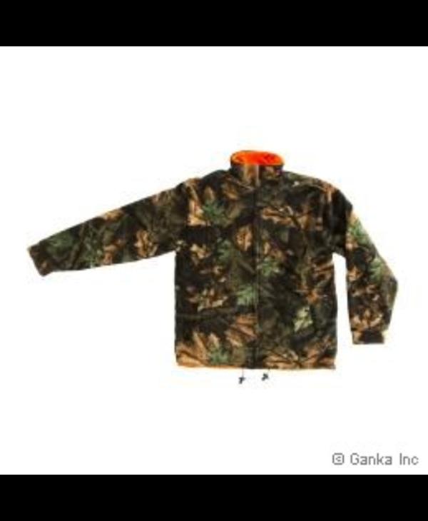 GKS Mens Fleece Reversible Hunting Jacket