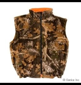 GKS GKS Reversible Fleece Hunting Vest