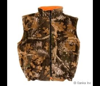 GKS Reversible Fleece Hunting Vest