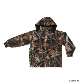 GKS GKS Mens Waterproof/Breathable Hunting Jacket with Detachable Hood - P-5240