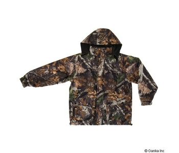 GKS Mens Waterproof/Breathable Hunting Jacket with Detachable Hood - P-5240