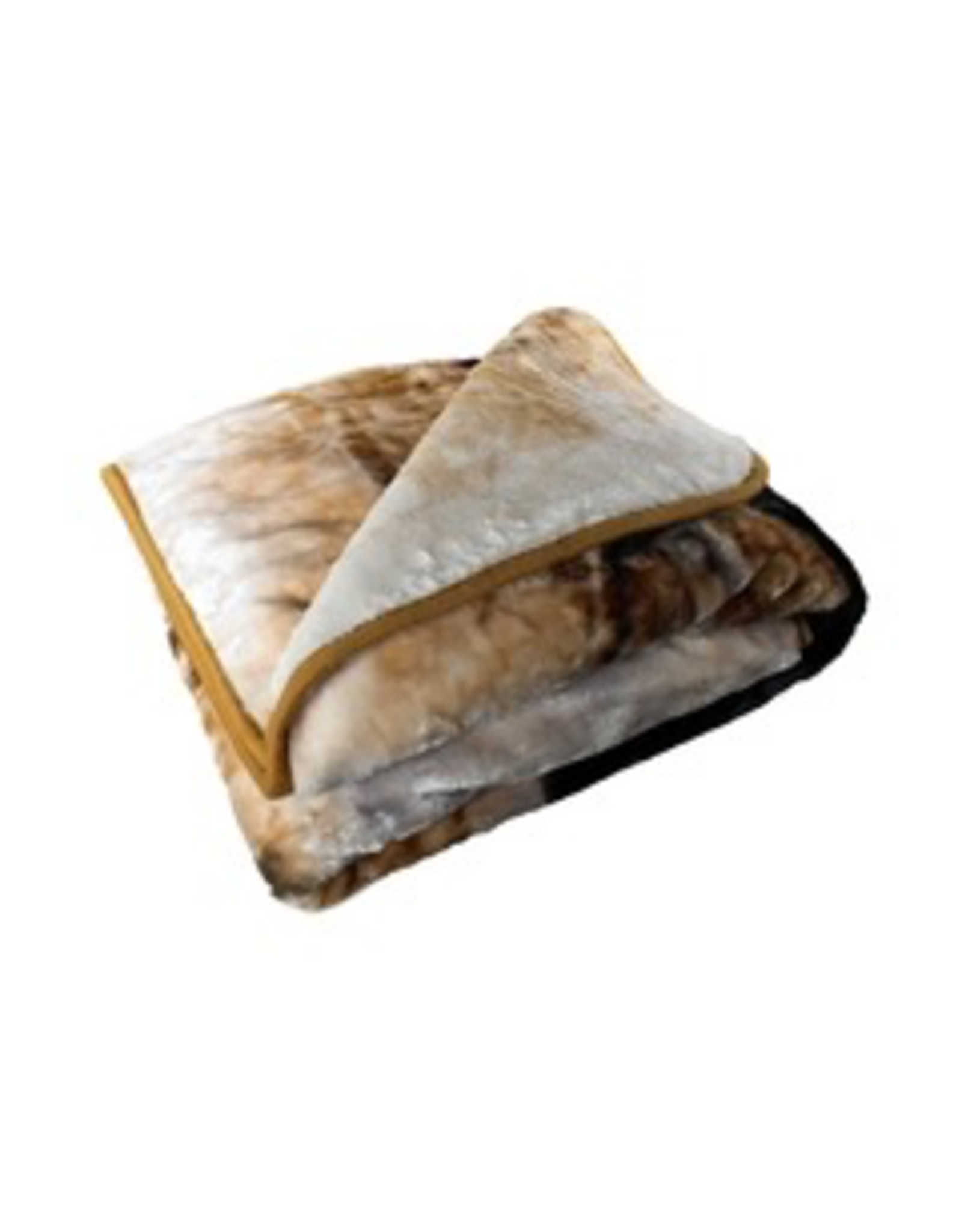 "GKS GKS Plush Dogs Blanket, 60"" x 80"""