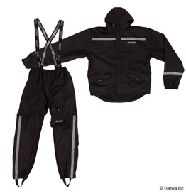 Berkley GKS Nylon Sealed Rain Suit with Roll In Hood