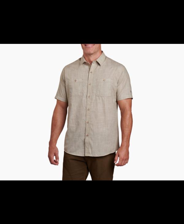 Kuhl  Mens Karib Short Sleeve Shirt