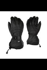GKS GKS Mens Deerskin Glove with Detatchable Fleece and Wrist Strap
