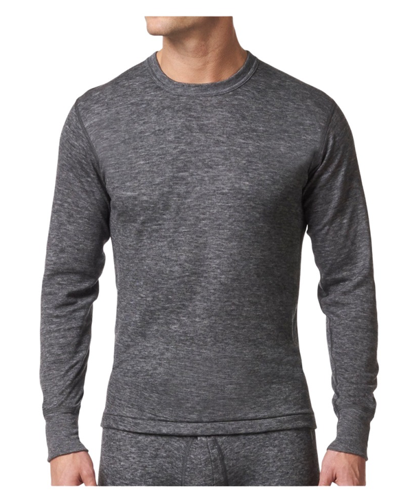 Stanfield's Men's Two Layer Wool Blend Base Layer Top