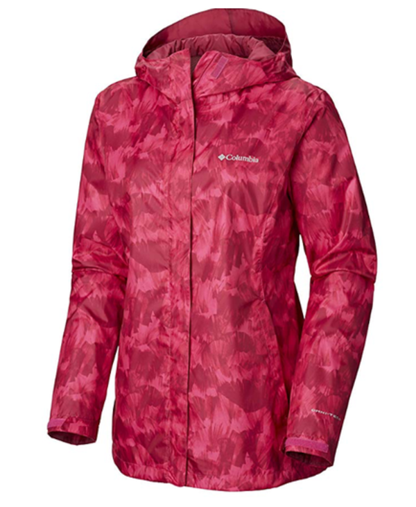 Columbia Women's Arcadia Print Jacket