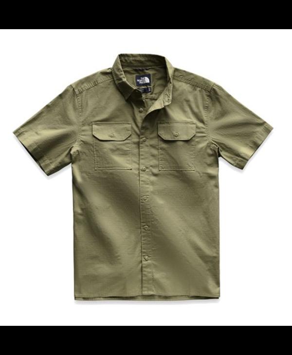North Face Men's Short Sleeve Battlement Shirt