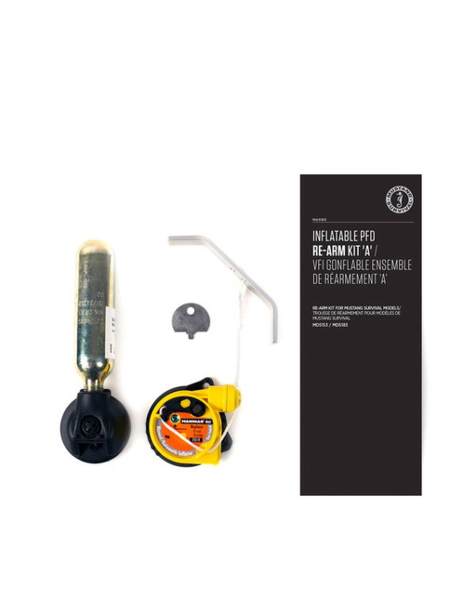 Mustang Survival Mustang Survival Auto-Hydrostatic 24G Re-Arm Kit A