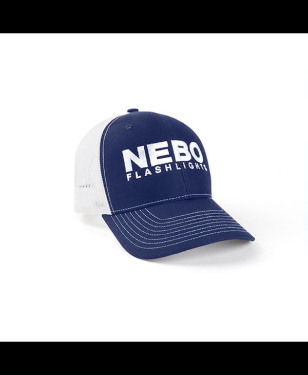 Nebo, Trucker Hat, Blue