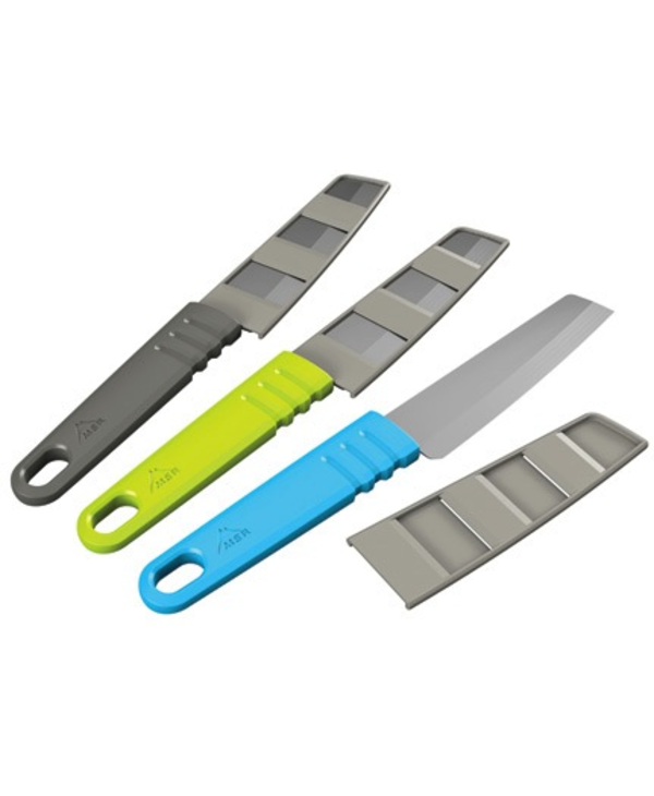 MSR Alpine Kitchen Knife, Gray