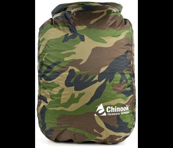 Chinook Aqualite 45L Dry Bag, Camo