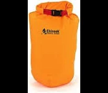 Chinook Aquatight Drysack, Gold, XL