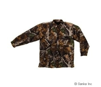 GKS Childs Hunting Shirt-Quilted Fleece